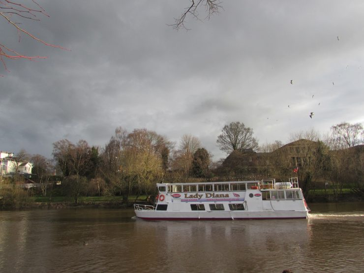 Chester Boat Trips