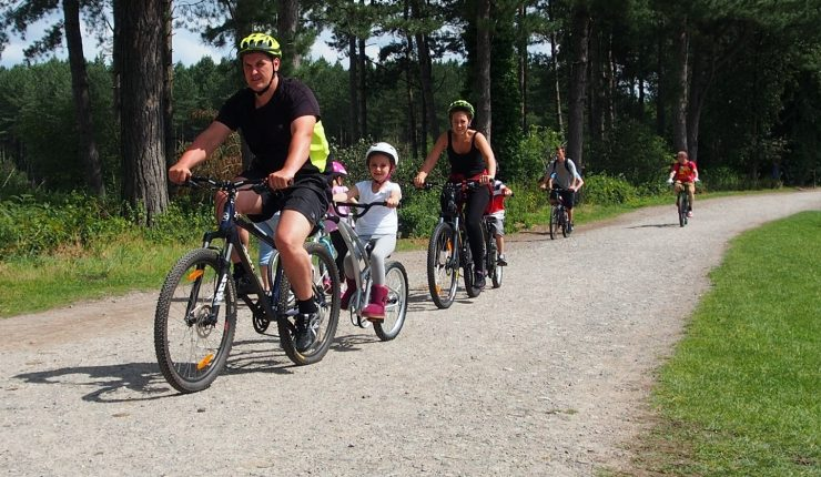 TRACS Delamere Bike Shop & Hire