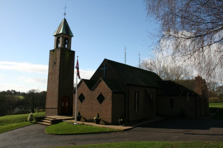 St Cuthbert by the Forest Church