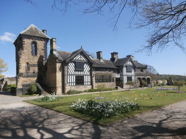 Shibden Hall and Estate
